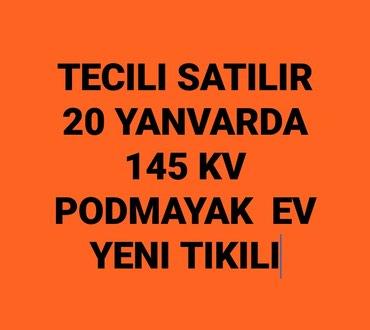 Bakı şəhərində Tecili Satilir 20 Yanvar Shamaxinka yolu podmayk ev