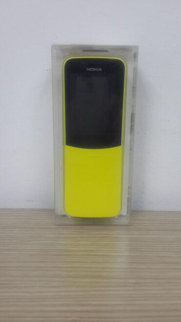 nokia-640xl в Азербайджан: NOKİA 8810 sarı, yeni, qutuda