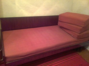 Диван-кровать б/у, двухспальная в Бишкек