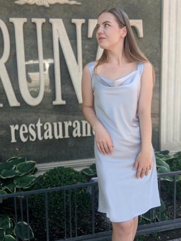 Платье из шёлка Армани Распродажа, Эксклюзивная работа. в Бишкек