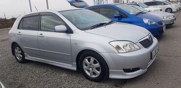 Toyota Allex 1.8 л. 2003   170000 км