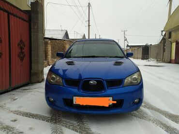 продажа авто форд транзит в Кыргызстан: Subaru Impreza 1.5 л. 2005 | 12345 км