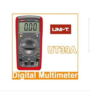 Bakı şəhərində Tester - Multimetr Brend: UNI-T UT 39A