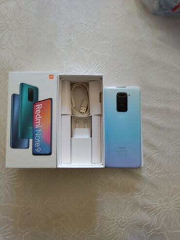 26 объявлений | ЭЛЕКТРОНИКА: Xiaomi Redmi Note 9 | 128 ГБ | Белый | Отпечаток пальца, Две SIM карты, Face ID