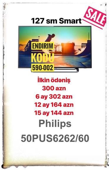 aka - Azərbaycan: Televizorların kreditlə satışı. Cüzi ilkin ödənişlə 24 aya qədər