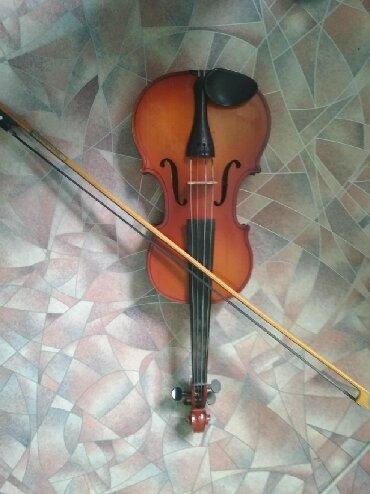 Скрипки в Кыргызстан: Скрипка без футляра