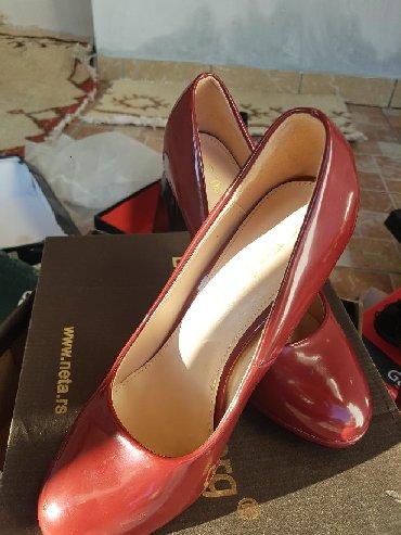 Ostalo   Sjenica: Nove cipele,uvoz
