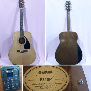 Bakı şəhərində Gitara Yamaha Akustik F310p elektro