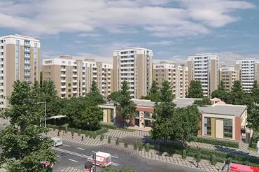 Bakı şəhərində Abbas Fetullayev kucesinde yerlesen boyuk binalarin nezaret olunmasina