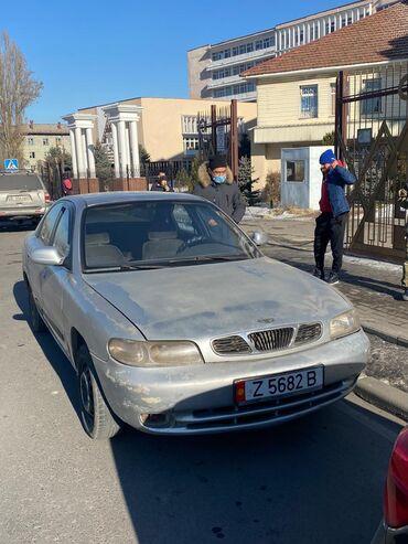 нубира в Кыргызстан: Daewoo Nubira 1.6 л. 1998