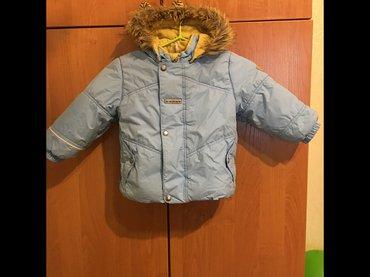 Куртка зимняя фирма Kerry Финляндия , очень тёплая, размер 92, на 2-3 в Бишкек