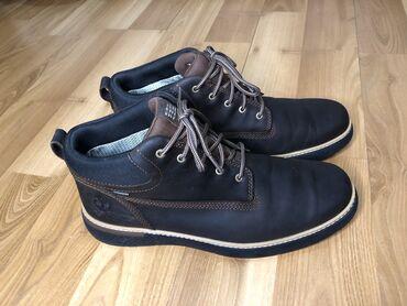 Ботинки Timberland (носил 2 раза)  Продаю б/у ботинки Timberland Cross