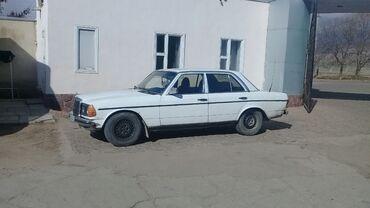 Mercedes-Benz W123 2 л. 1981 | 12345 км