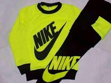 Dečija odeća i obuća - Ivanjica: Nike kompletići 2300din Dostupne veličine Žuta 8,12 Narandžasta 10