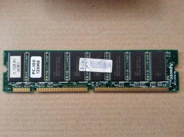 DIMM на 128MB. PC-100 MHz SD-RAM. в Бишкек