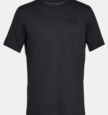 Under Armour футболка качество супер, состав: полиэстер и хлопок, че