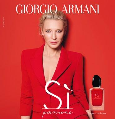 Samsung b7620 giorgio armani - Azerbejdžan: Giorgio Armani Si Passione Eau De Parfum for Women xanım ətrinin dubay
