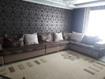 Продаю диван трансформер 6м длинна.Надо сделать перетяжку,материал