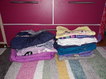 Dečija odeća i obuća - Vladicin Han: Paket garderobice za malu devojcicu,moze i posebno svaki kom.garder