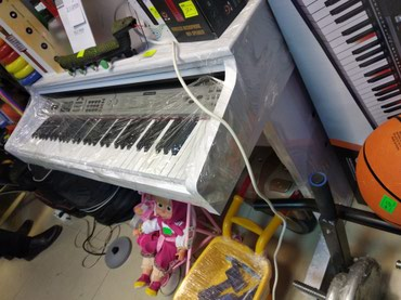 Elektron pianino - Azərbaycan: Pianino elektron Yeni ağ elektron