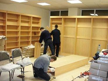 Сборка и разборка мебели любого в Бишкек