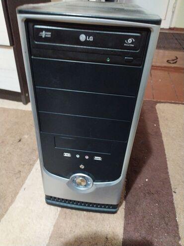 сканер баркода в Кыргызстан: Продаю компьютер проц intel core tu duos 2,9 память 1 gb,hdd