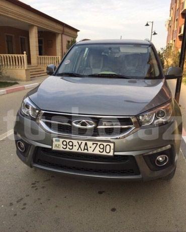 Bakı şəhərində Chery Tiggo 2014