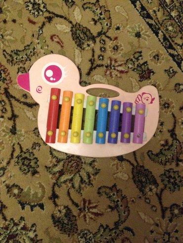 Продаю детский ксилофон цена 300 сом в Бишкек