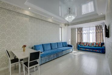 Посуточно двухкомнатная квартира в 7 микрорайоне vip 2-ком. Квартира