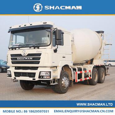 SHACMAN новый авто-бетоносмеситель в ЛИЗИНГ а так же и любые другие