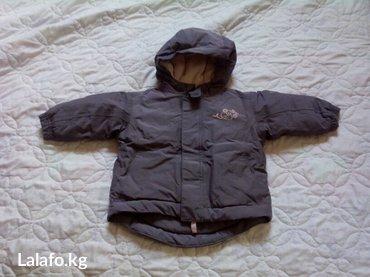 детская осенняя одежда в Кыргызстан: Детская куртка на девочку. новая. ростовка 62-69 см, на 6-9 месяцев
