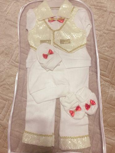 набор для новорожденных в Кыргызстан: Комплект для новорожденных на Мальчика,на выписку и на подарок . Новая