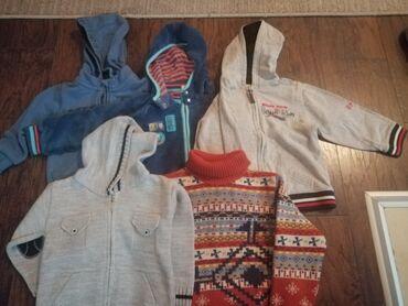Paket sadrzi - Srbija: Paket odeće za dečaka vel.92Paket sadrzi oko 40 komada odeće