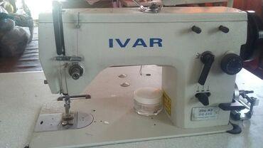 """Электроника - Студенческое: Продаю швейную машину зиг-заг марки """"IVAR"""". Можно использовать как"""