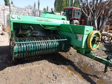 трактор т 40 цена новый в Кыргызстан: Продаю пресс-подборщик Фамарол идеальное свежый и у меня эсть другие