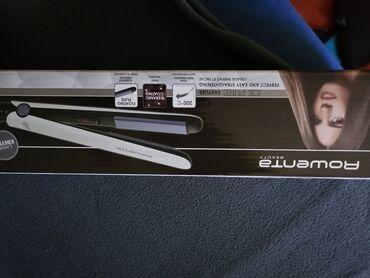 Presa za kosu remington - Srbija: Rowenta presa za kosu Probana par puta