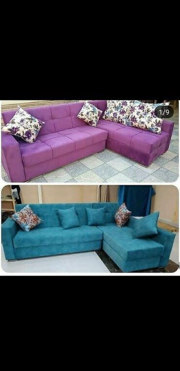 Kunc divanlar 150/240 olcude acilan bazali cemi 350 azn.catdrilma
