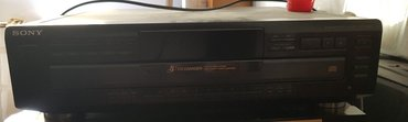 Sony Cd player 5 cd changer CDP-CE405 σε Athens