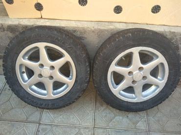 Продаю Разные - Диски - r -14 2 штуки 4 - в Бишкек
