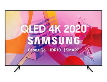 Samsung QE55 Q60 Tauxru (140cm) 2020model. Quantum seriası. 1 il rəsmi