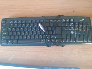 Электроника - Буденовка: Продаю клавиатуру. Бренд: Genius(популярная компания по производству