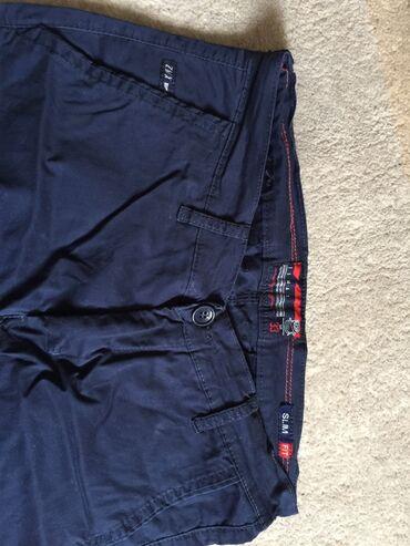 Pantalone lantis - Srbija: Zemax pantalone muske.  Nove. Velicina 33