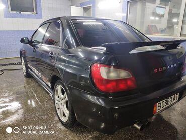 bentley azure 6 75 twin turbo в Кыргызстан: Subaru Impreza WRX 2 л. 2002 | 181000 км