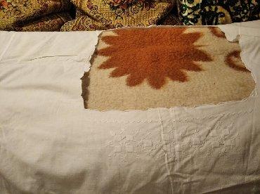 шерстяное одеяло меринос в Кыргызстан: Продам детское одеяло,шерстяное,с пододеяльником,почти новое за350с