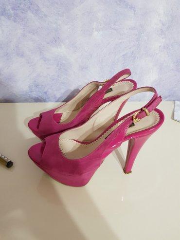 Sandale pink boje, velicina 37, jako udobne - Kraljevo - slika 3