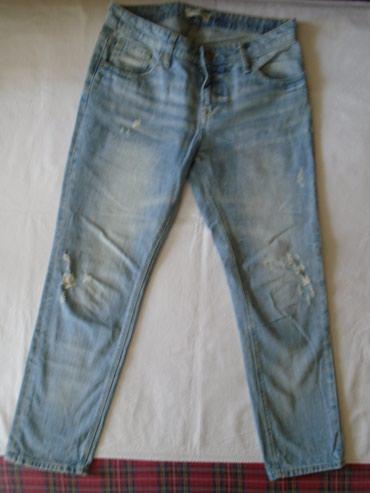 Pantalone eur - Srbija: Denim by lindex farmerke sa manjim cepkanim detaljima, od100% pamuka