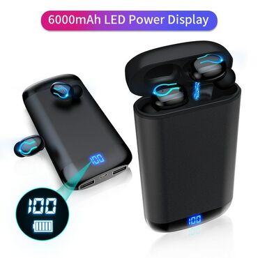 Электроника - Буденовка: ALWUP Bluetooth 5,0 беспроводные спортивные наушники