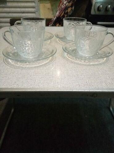 Чашки,4 шт.в отличном состоянии
