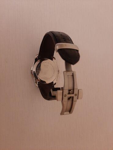 Qol saatları - Ağstafa: Gümüşü Kişi Qol saatları Tissot