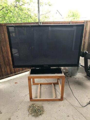 Продаю телевизор самсунг Розбит экран Пульт в утере